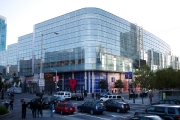 The Moscone West Conference Center.