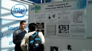 Poster Presentation at IDF2010
