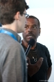 LeVar Burton - also known as Geordi La Forge at IDF