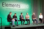 Panel at AppUp Elements