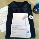 Intel Software Innovator Welcome package